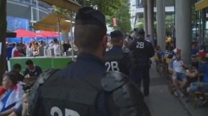 Tight security in Paris as Euro 2016 kicks off