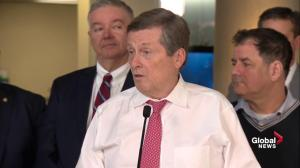 Toronto collected more than 1K toys for Toronto Fire Fighters Toy Drive in 2017 : Tory