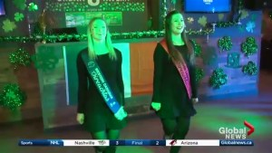 Irish dancers help Edmontonians celebrate Saint Patrick's Day