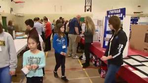In this week's Learning in Limestone we visit the Regional Heritage Fair.