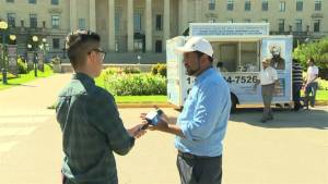 'Mobile Muslim' exhibit rolls into Winnipeg to fight Islamophobia