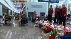 Top 5 things to do while at Calgary airport during the holidays (01:32)