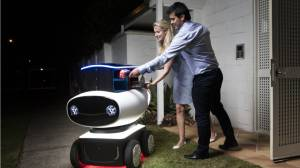 Will driverless cars make jobs like pizza delivery go extinct?