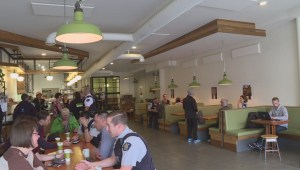 Vernon RCMP host 'coffee with a cop'