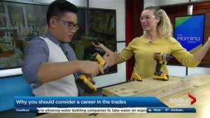 Why you should consider a career in trades