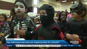Has Halloween become too inappropriate for schools?