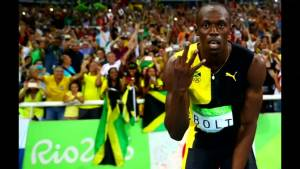Bolt seals triple-triple gold medals at 2016 Rio Olympics