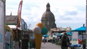 Which Taste of Edmonton venue is best?