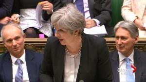 British PM May backs Cambridge Analytica investigation