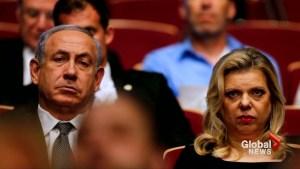 Israeli PM Netanyahu's wife charged with fraud