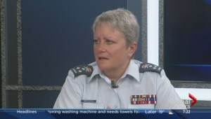Lieutenant General Christine Whitecross