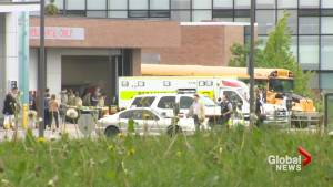 20 patients treated for minor injuries at Queensway-Carleton Hospital following tour bus crash