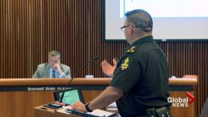 Lethbridge police chief Rob Davis resigns