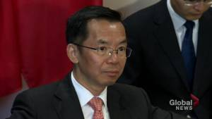 China's ambassador is calling N.S. Premier a 'great friend'