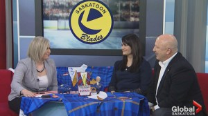 Saskatoon Blades teaming up with Kidney Foundation