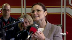 'I have absolute faith that we'll have our community back': Fort McMurray Mayor Blake