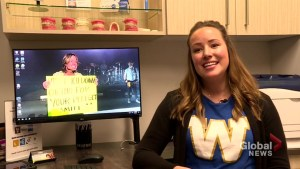 Winnipeg Keith Urban fan explains the bet that got her up on stage