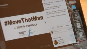 Social media campaign called Movethatman encourages men to exercise