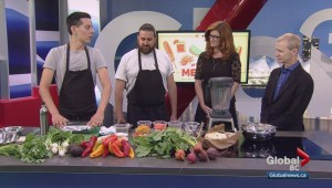 Saturday Chef: Roasted beet ceviche