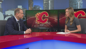 2017 Calgary Flames year in review: Q & A with general manager Brad Treliving