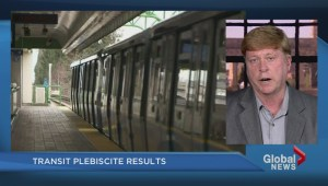 Transit plebiscite results expected Thursday