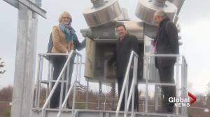 Bay of Fundy tidal turbine now powering 500 Nova Scotia homes