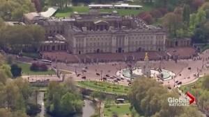 Buckingham Palace in need of major repairs