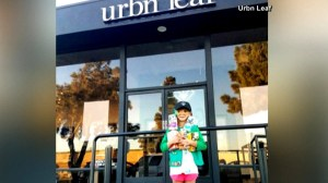 Girl scout sells more than 300 boxes of cookies in front of weed dispensary after legalization