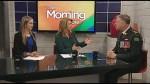 Lt. Col. Christopher Comeau talks Remembrance Day