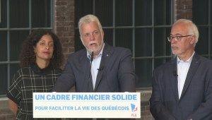 Quebec Liberals promise to maintain balanced budget