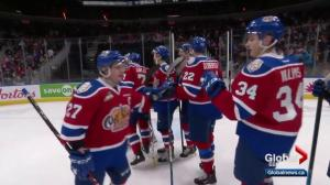 Edmonton Oil Kings carry on fun tradition with Hockey Hooky