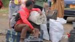 Hundreds stranded in Cameroon's Anglophone region