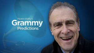 '6ix Dad' Norm Kelly gives us his Grammy predictions