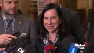 Valérie Plante outlines her priorities