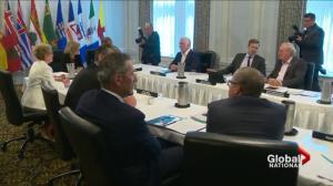 NAFTA tops Canadian premiers' meeting agenda