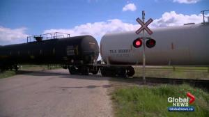 Proposal sees Alberta oil getting market access with rail north