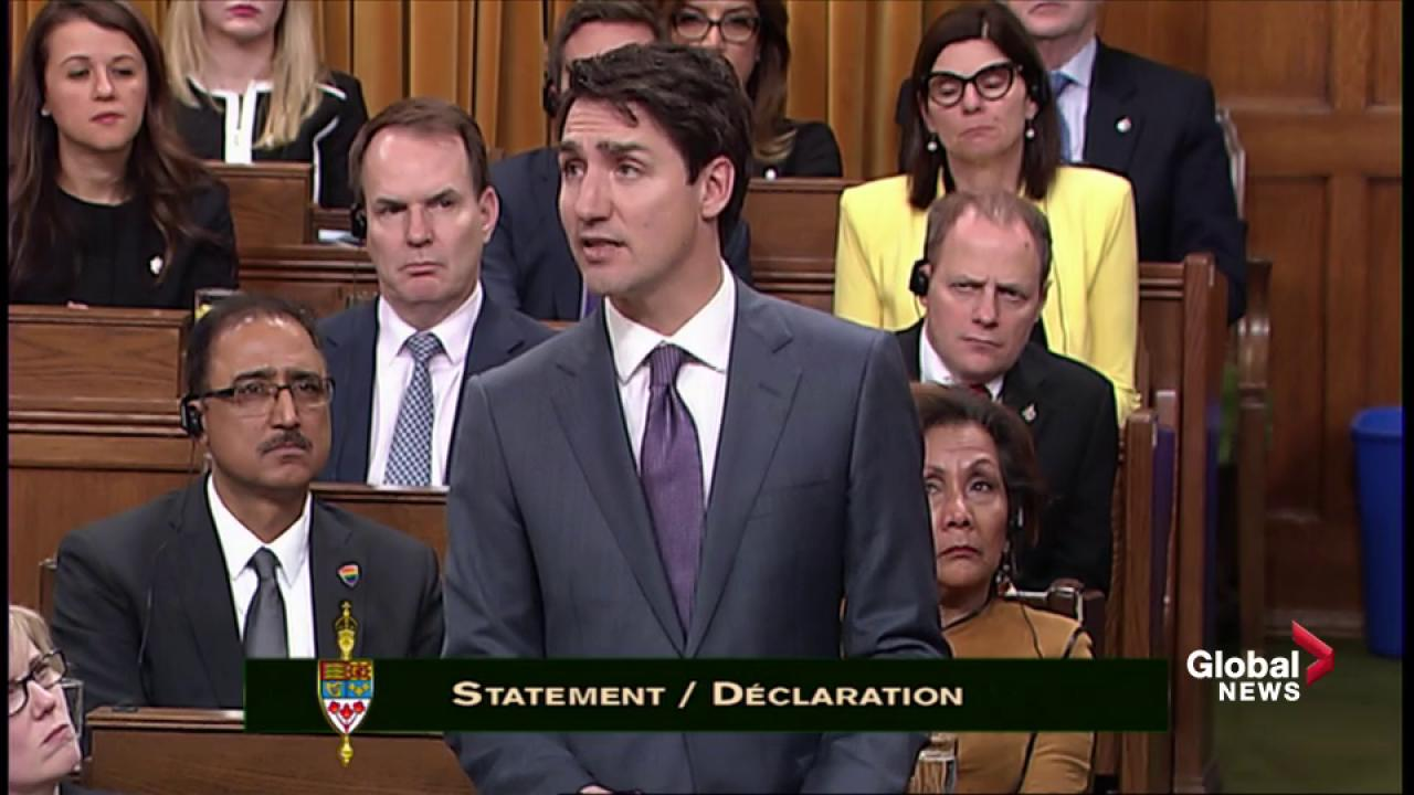 Trudeau Apologizes for Oppression of LGBTQ Communities