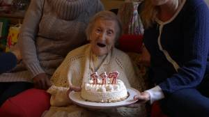 Emma Morano, the world's oldest person, turns 117