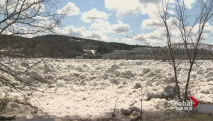 Flood evacuation order lifted for Perth-Andover