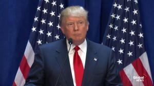 Donald Trump runs down China, Japan, and Mexico during campaign kickoff speech