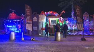 Parking woes cloud Regina Candy Cane Lane Christmas cheer