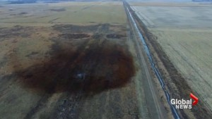 South Dakota residents haven't heard from TransCanada after Keystone XL pipeline leak