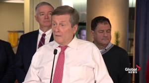 Investing in families, supporting police 'best hope' at tackling homicide rate: Tory