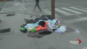 Toronto Public Health launches initiative to better track homeless deaths in the city