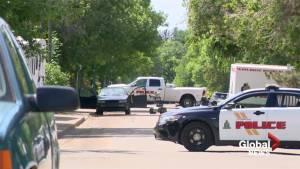 Lethbridge man arrested after police find detonated bomb