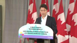 Trudeau says government developing next generation of rural broadband