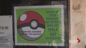 N.B. businesses cash-in on Pokemon Go craze