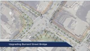 City unveils new plans for a revamped Burrard Bridge