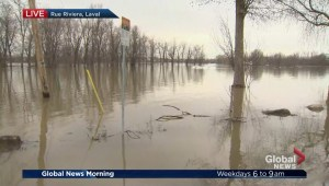 Laval braces for flooding