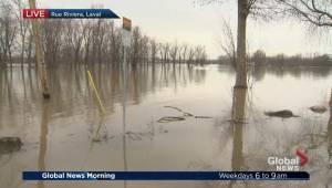 Laval braces for flooding